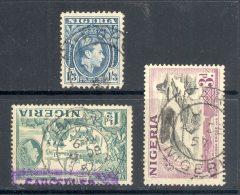 NIGERIA, Postmark Bukure, Ibadan, Ikare - Nigeria (...-1960)