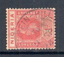 NIGERIA, Postmark IGBEIN HILL - Nigeria (...-1960)