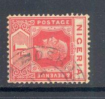 NIGERIA, Postmark OSHOGBU - Nigeria (...-1960)