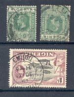 NIGERIA, Postmark Ubijaja, Itu, Enugu - Nigeria (...-1960)