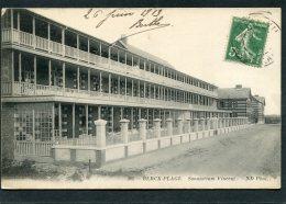 CPA - BERCK PLAGE - Sanatorium Vincent - Berck