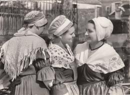 Trois Gentes Droyeres - Les Thiaulins De Lignieres En Bery - Costumes