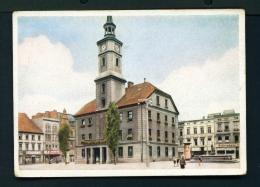 POLAND  -  Gleiwitz  Rathaus  Unused Postcard - Poland