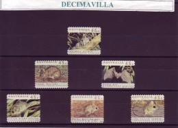 FAUNA, AUSTRALIA, ROEDORES, 1992, FA337 - Roedores