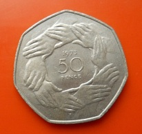 Great Britain 50 Pence 1973 - 1971-… : Decimale Munten