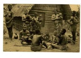 17186  -  Huilerie Au Bord Du Fleuve Dans L´ile De Maleba - Congo - Kinshasa (ex Zaire)