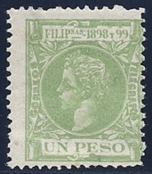 ESPAÑA/FILIPINAS 1898 - Edifil #149 - MNH ** - Filipinas