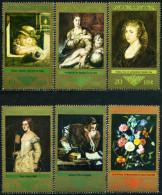 DDR - Michel 1892 / 1897 - ** Postfrisch (B) - Kunstsammlung Dresden - Ongebruikt