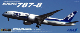 Boeing 787-8 Dreamliner ANA 1/144 (  Doyusha ) - Airplanes