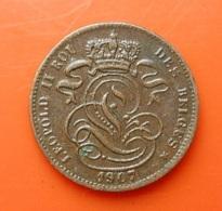 Belgium 1 Centime 1907 - 01. 1 Centime