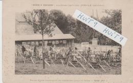 "DOZULE : Machines Agricoles ""Maison BOUCHARD"". - Francia"