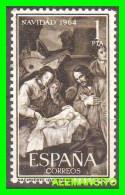 ESPAÑA -  NAVIDAD  AÑO 1964 - 1961-70 Unused Stamps