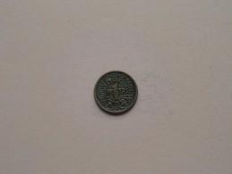 1944 - 1 Peseta - KM 767 ( Uncleaned Coin - For Grade, Please See Photo ) ! - 1 Peseta
