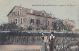 38. BOUSSIEUX ENVIRONS DE BOURGOIN. LOGEMENT DES MUETTES - Sonstige Gemeinden