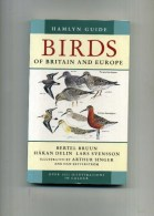 - BIRDS OF BRITAIN AND EUROPE . HAMLYN GUIDE . 1999 . - Books, Magazines, Comics