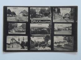 NO 184 Bruck An Der Leitha 1915 Ed Huber - Bruck An Der Leitha