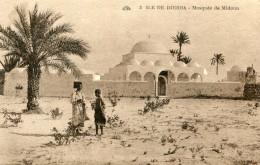 TUNISIE(DJERBA) MOSQUEE - Tunisie