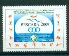 Jeux Méditerranéen Pescara 2009 - Libye