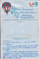 Letter FI000090 - USA To Yugoslavia Serbia - United States