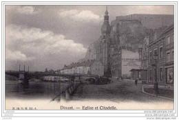 DINANT ..-- Eglise Et Citadelle . - Dinant