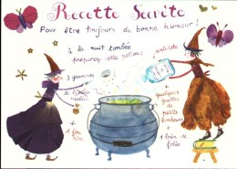 RECETTE SECRETE - Cartes D´Art - Louise DELETANG - L.D 365 - Y-2 - Fêtes - Voeux