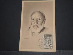 FEZZAN - Carte Maximum Bey Du Fezzan - Juin 1951 - A Voir - P18551 - Fezzan (1943-1951)