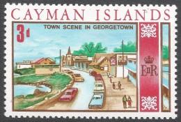 Cayman Islands. 1969 Definitives. 3d MH. SG 226 - Cayman Islands