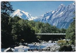 Mt. Tutuko & Tutuko River - New Zealand - Nieuw-Zeeland
