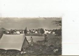 LE CROISIC  N 68   LE CAMPING DE SAINT GOUSTAN FACON PHOTO   TENTE GROS PLAN   ENFANT - Le Croisic