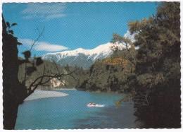 Rakaia Gorge - Mt. Hutt  - Gorge Jet Safaris  - New Zealand - Nieuw-Zeeland