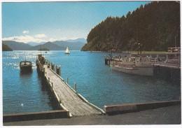 Queen Charlotte Sound From The Picton Marina   - New Zealand - Nieuw-Zeeland