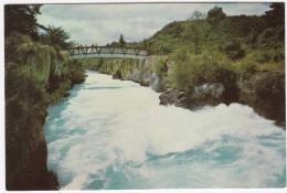 Huka Rapids, Waikato River  - New Zealand - Nieuw-Zeeland