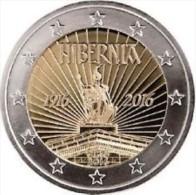 Ierland 2016    2 Euro Commemo    100 J. Paasopstand - L'insurrection De Pâques  UNC Uit De Rol  UNC Du Rouleaux  !! - Irlande