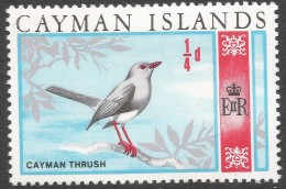 Cayman Islands. 1969 Definitives. ¼d MH. SG 222 - Cayman Islands
