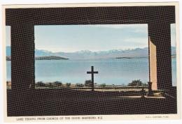 Church Of The Good Shepherd, Lake Tekapo - New Zealand - Nieuw-Zeeland