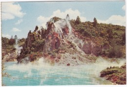 Frying Pan Lkae, Waimangu, Rotorua   - New Zealand - Nieuw-Zeeland