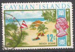 Cayman Islands. 1970 Decimal Currency. 12c Used. SG 285 - Cayman Islands