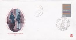 Pays Bas - Enveloppe - Poststempels/ Marcofilie