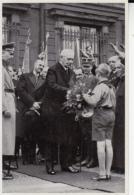HISTORY, WW2, ADOLF HITLER, PAUL VON HINDEBURG, CELEBRATION, GERMANY AWAKENS ALBUM 8, GROUP 28, IMAGE NR 129 - Histoire