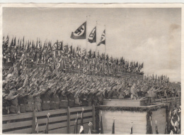 HISTORY, WW2, ADOLF HITLER, MILITARY PARADE, GERMANY AWAKENS ALBUM 8, IMAGE NR 217 - Histoire