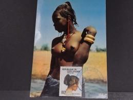 COTE D'IVOIRE - FDC Belle Africaine - A Voir - P18593 - Côte D'Ivoire (1960-...)