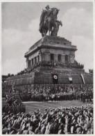 HISTORY, WW2, ADOLF HITLER, MILITARY PARADE, GERMANY AWAKENS ALBUM 8, GROUP 29, IMAGE 176 - Histoire