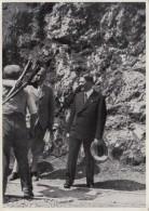 HISTORY, WW2, ADOLF HITLER INAUGURATION OF ROAD, ALBUM 15, GROUP 62, IMAGE 117 - Geschichte
