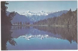 Lake Matheson, South Westland - New Zealand - Nieuw-Zeeland