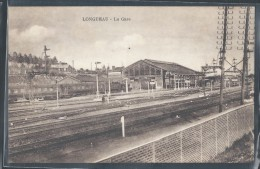 CPA 80 - Longueau, La Gare - Longueau