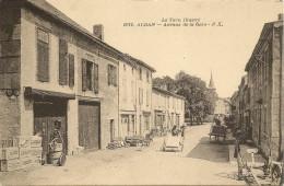 81/ Alban -Avenue De La Gare N° 2072 Le Tarn Illustré - Alban