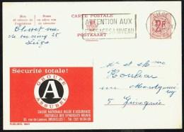 "CP Public. N° 1863 ""GROUPE ASSUBEL"" - Circulé - Circulated - Gelaufen - 1963. - Publibels"
