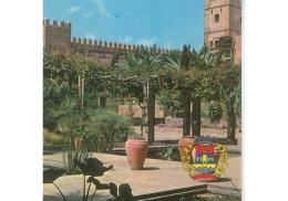 1006* RABAT Jardins Des Oudaias Et Armoiries De La Ville - Rabat