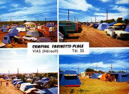 34 / VIAS / FARINETTE PLAGE / LE CAMPING / - France
