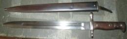Rare Baionette US Krag - Messen